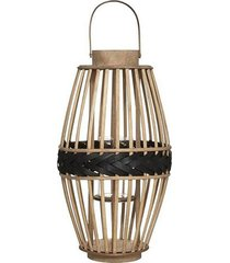 lampion bambusowy lind