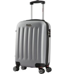 "inusa philadelphia 19"" lightweight hardside spinner carry-on luggage"