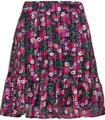 chika skirt kort kjol rosa guess jeans
