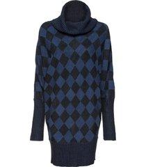pullover lungo (blu) - bodyflirt
