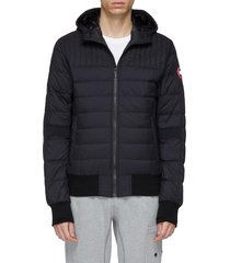 'cabri' packable hooded down puffer jacket