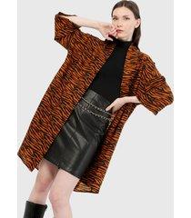 kimono naranja-negro paris district