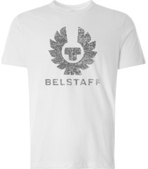 belstaff coteland 2.0 t-shirt | white | 71140318-1000