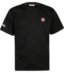 gcds eat it all logo print t-shirt