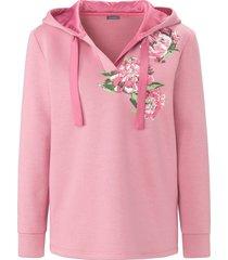 sweatshirt lange mouwen van mybc roze