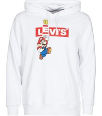 sweater levis graphic hoodie