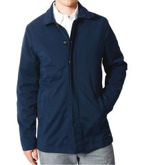 abrigo business para hombre - azul