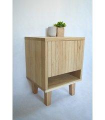 drewniana szafka nocna mali