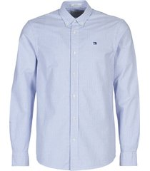 overhemd lange mouw scotch soda nos oxford shirt relaxed fit button down collar