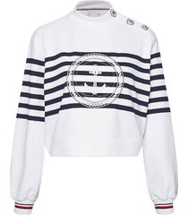sweater icon high neck donkerblauw