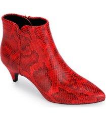kenneth cole reaction women's kick bit booties women's shoes