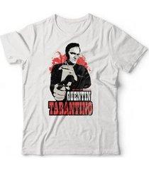 camiseta directed by quentin tarantino - unissex