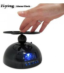 reloj digital/despertador/ helicóptero creativo flying-