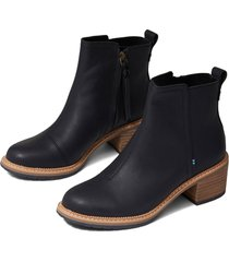 toms marina bootie, size 5.5 in black at nordstrom