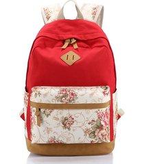 bolso de la mochila del bolso de la mochila de las señoras