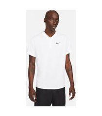 camisa polo nikecourt dri-fit masculina