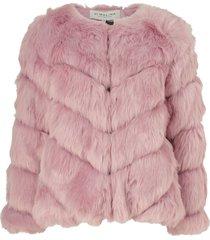 fuskpäls oria faux fur jacket