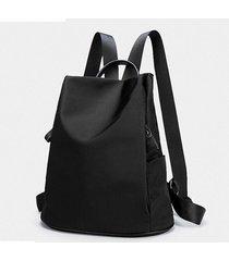 women backpack nylon backpack leisure bag s waterproof travel backpack women li-