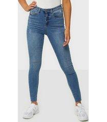 missguided clean sinner single jeans slim