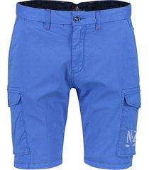 cargo shorts new zealand misson bay blauw