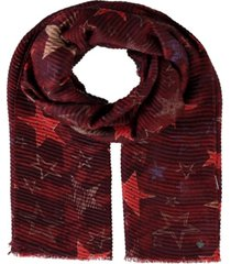 galaxy pliss women's scarf