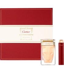 cartier la panthere eau de parfum set, size - one size