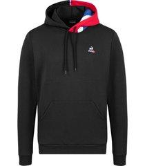 sweater le coq sportif sweatshirt tricolore