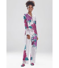natori jubako sleepwear pajamas & loungewear set, women's, size xs natori