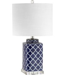 jonathan y clarke chinoiserie led table lamp