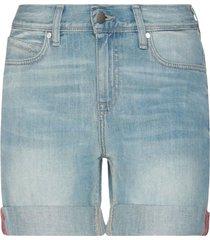 barbour denim shorts