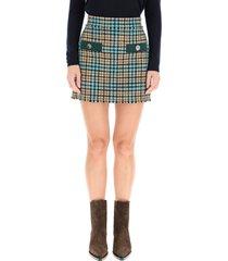 pinko golmud mini skirt