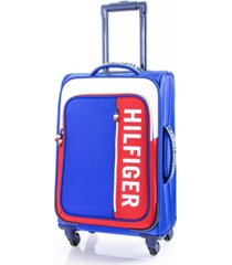 "tommy hilfiger winston 21"" carry-on spinner"