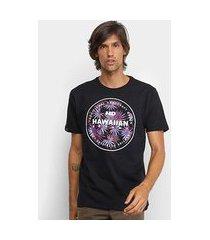 camiseta hd spike flora ii masculina