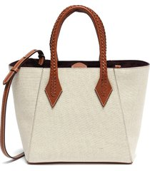 'perriand' medium leather tote bag