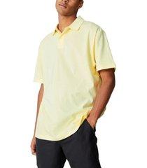 cotton on men's oversized wash polo t-shirt