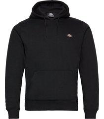 oklahoma hoodie trui zwart dickies