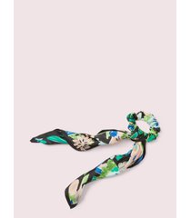 kate spade new york full bloom silk convertible hair tie & bandana