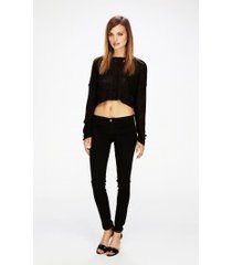 carmen low-rise jeans in airkiss