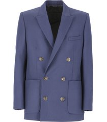 balmain virgin wool jacket