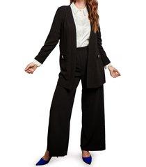 blazer negro mamy blue juno