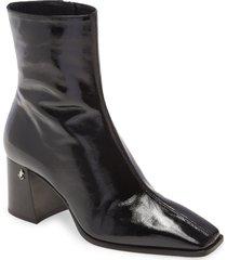 women's jimmy choo bryelle square toe bootie, size 12us - black