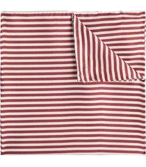 gravata boss p.sq. vermelho - vermelho - masculino - dafiti