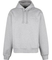 jacquemus hooded sweatshirt