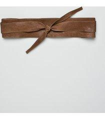 answear - pasek skórzany