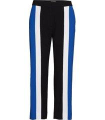 trousers main vida byxor blå kenzo