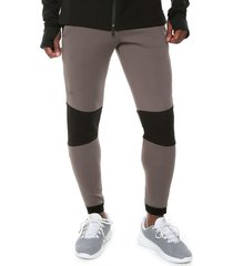 pantalón gris/negro under armour move lite