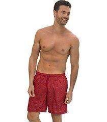 masculino swimwear pantaloneta multicolor leonisa 505032