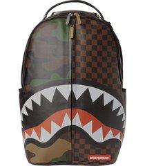 sprayground jungle paris backpack | 910b3156nsz-cm