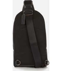 coach men's academy backpack - signature canvas