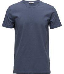 m. lycra tee t-shirts short-sleeved blå filippa k